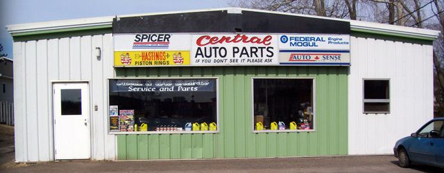 central auto parts gallery photos